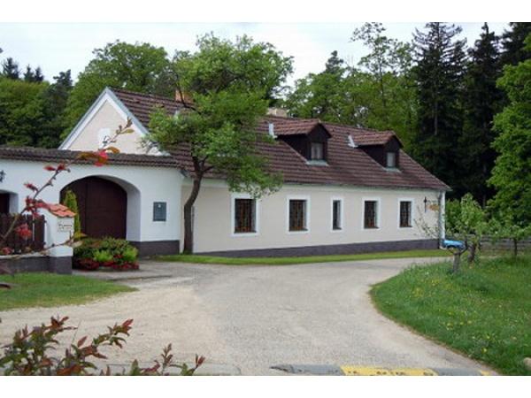 Penzion v Třeboni v jižních Čechách