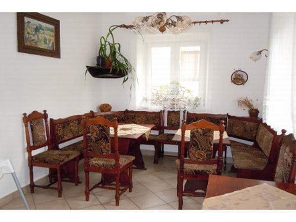 Jižní Čechy - Penzion v Třeboni - kuchyňka